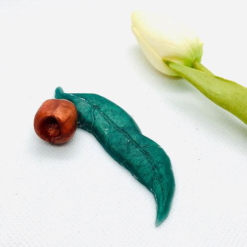 Gumnut Leaf Magnet