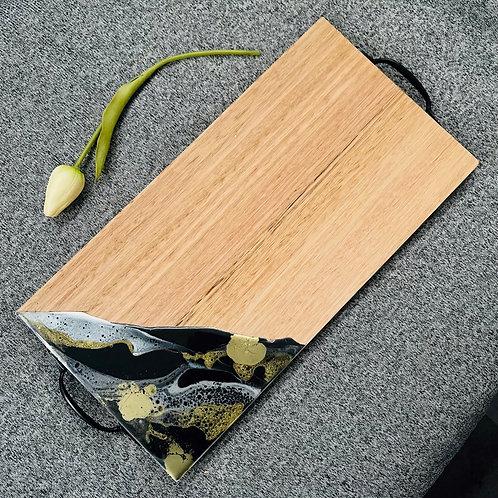 Tasmanian Oak Serving Boards - Medium
