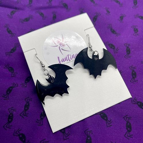 Bats drop Earrings