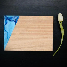 26cm x 19cm Serving Board - $60
