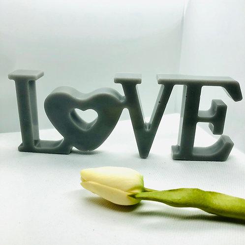 LOVE 'heart' sign