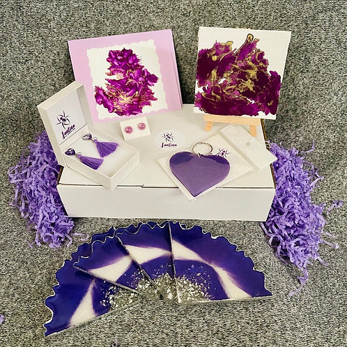 Purple Lovers - Large - Gift Pack