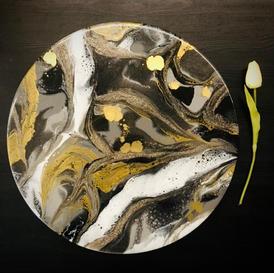 40cm Artwork - $200