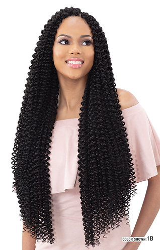 """3X WATER CURL 20"""""""