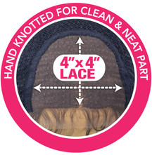 """4""""X4"""" Lace"""