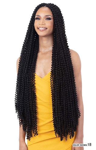 """3X WATER CURL EXTRA LONG 26"""""""