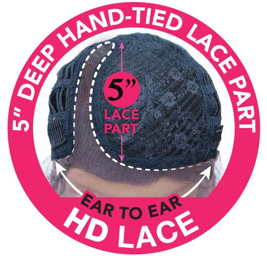 "5"" Side part"
