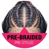 Pre-Braided