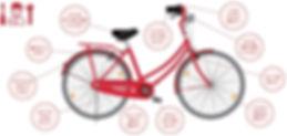 長野市 自転車 点検 整備 修理 TSマーク