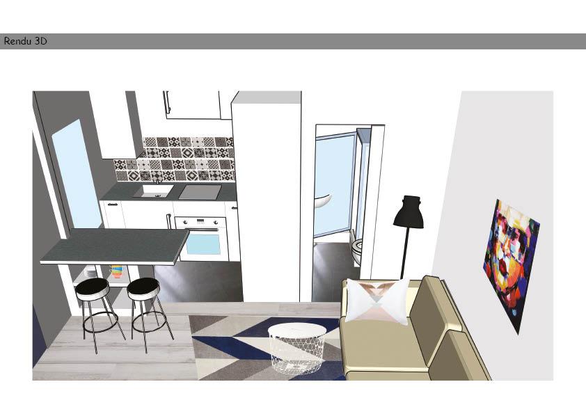 Appartement Mairie des lilas