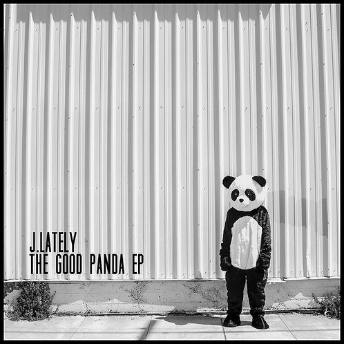 J.Lately-The Good Panda EP