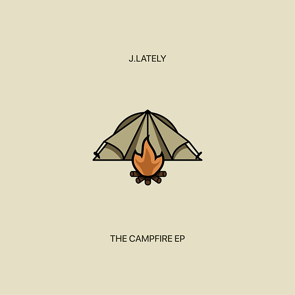 J.Lately - Campfire EP Cover Artwork 5-2