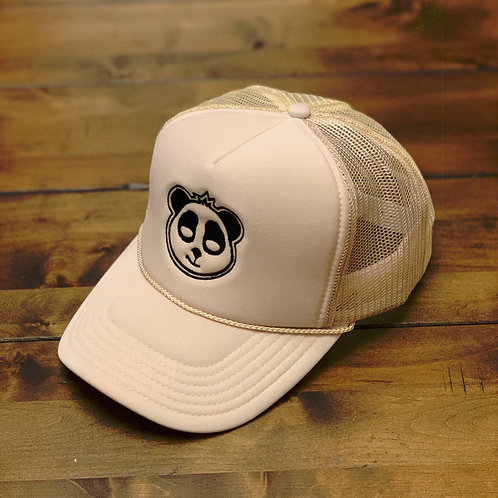 J.Lately Panda Trucker Hat