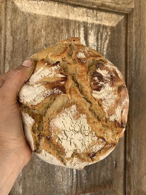 Sourdough Rosemary Garlic Loaf