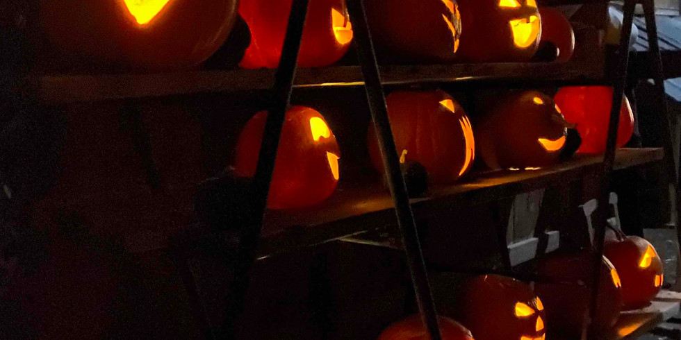 Folktale walk on All Hallows' Eve – A magical night