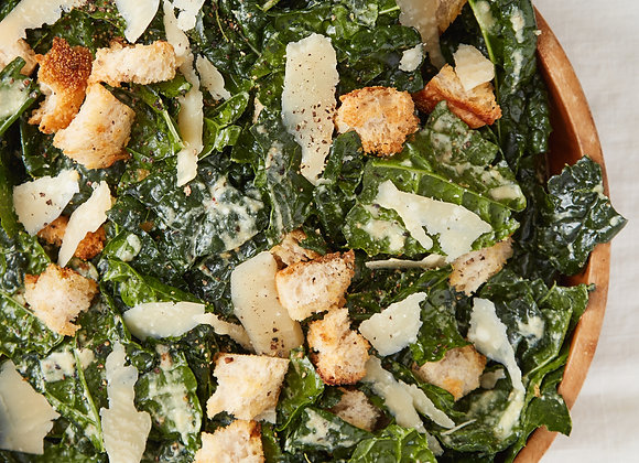 Kale Caesar Salad Kit