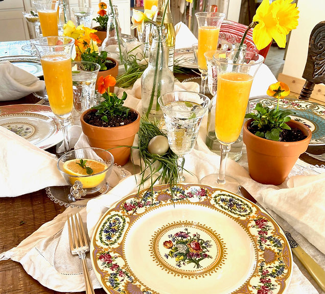Red Acre Easter Brunch we do it for you