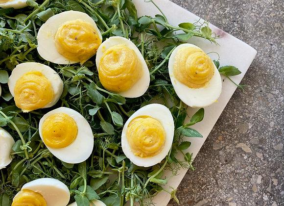 Deviled Eggs 1 doz