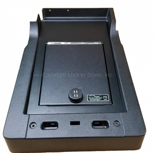 Console Safe | Ford 2015-2021 with Split Bench Seat Model LD2055