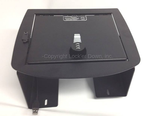 EXxtreme Console Safe | 2007-2013 Chevrolet Avalanche LD2019EX