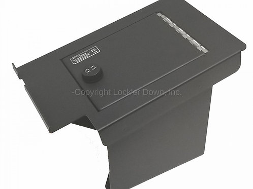 Console Safe | 2011-2016 Ford Super Duty Model LD2034