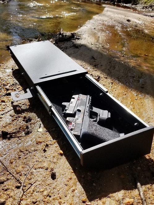 Jeep underseat vault (passenger side)