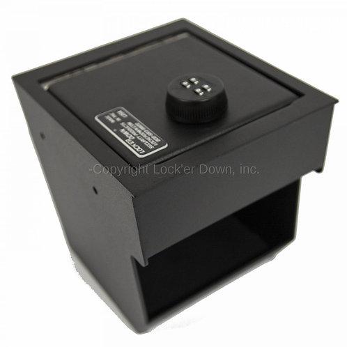 Console Safe   2007-2010 Jeep Wrangler JK Model LD2066