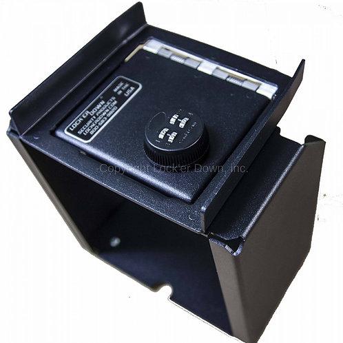 Console Safe | 2011-2018 Jeep Wrangler JK Model LD2069