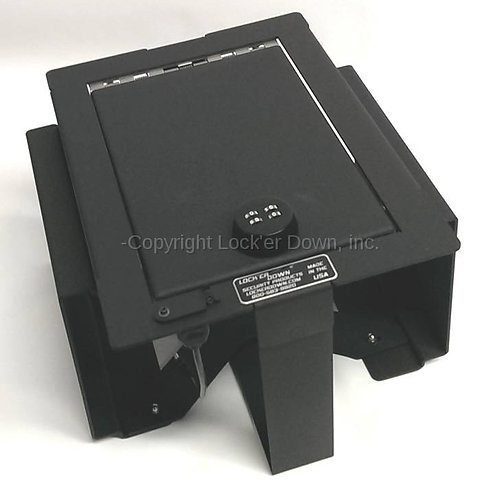 Console Safe | 2009-2012 Ford F150 with Full Floor Console