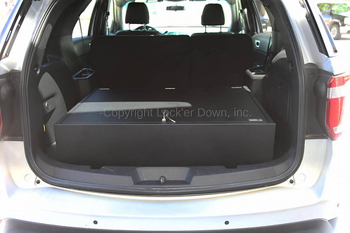 SUVault 2011 - 2019 Ford Explorer Interceptor Model LD3023