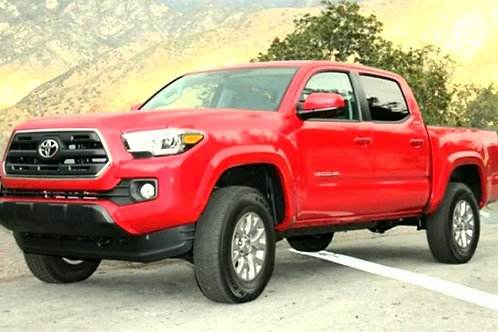 Toyota Tacoma Stealth vault, large side only.