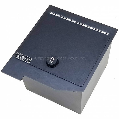 EXxtreme Console Safe   2007-2013 Toyota Tundra 2008-2021 Sequoia LD2013EX