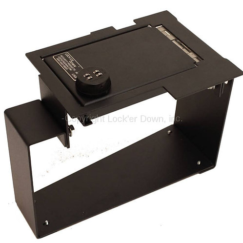 Console Safe | 2009-2014 Ford Expedition with Sync Model LD2024