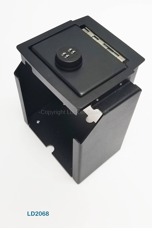Console Safe | 2011-2018 Jeep Wrangler JK Model LD2068