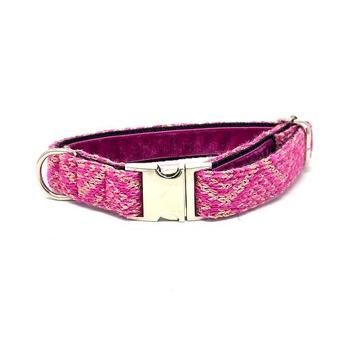 Pink Sparkle - Barclay Design Dog Collar