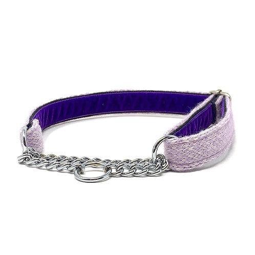 Lilac & Dove - Harris Design - Martingale Dog Collar