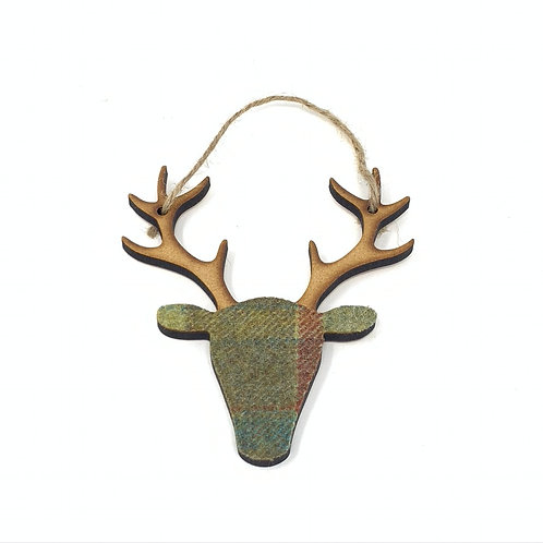 Small Stag Hanging