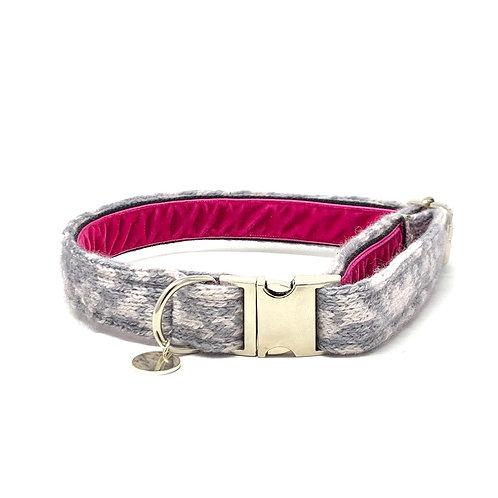 Grey & Dove - Kerr Design - Dog Collar