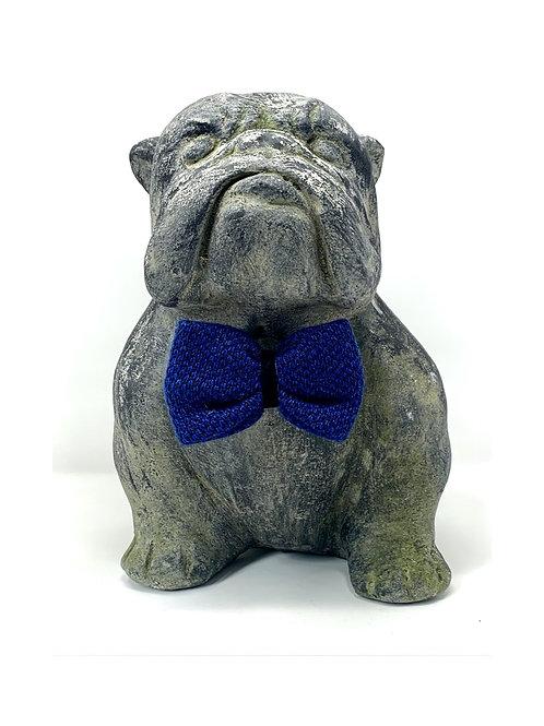 Blue & Navy - Harris Design - Dog Bow Tie