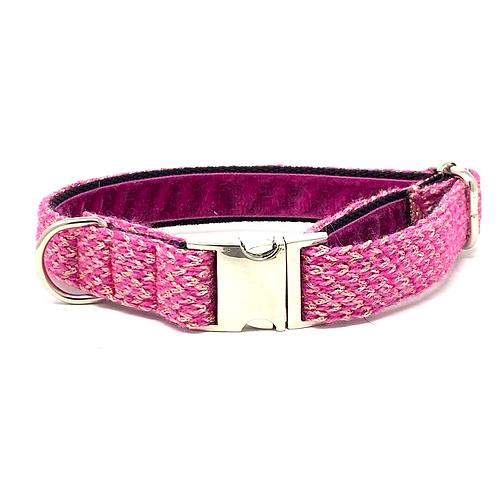 Pink Sparkle - Harris Design Dog Collar
