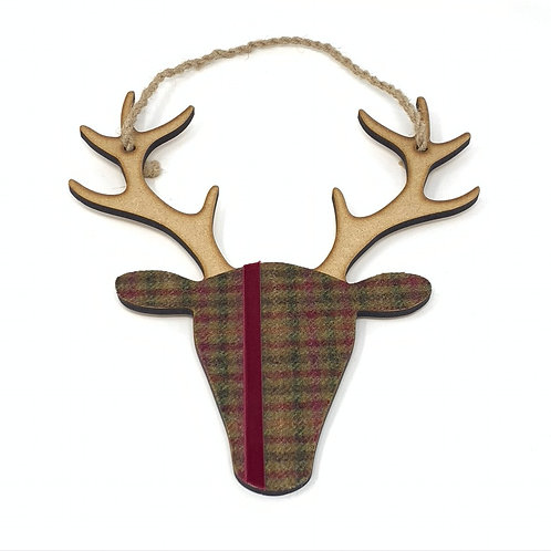 Large Stag Hanging