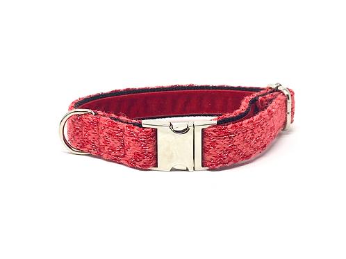 Red Sparkle - Barclay Design Dog Collar