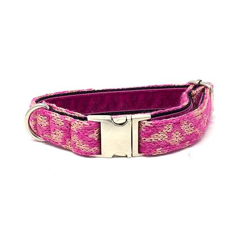 Pink Sparkle - Kerr Design Dog Collar