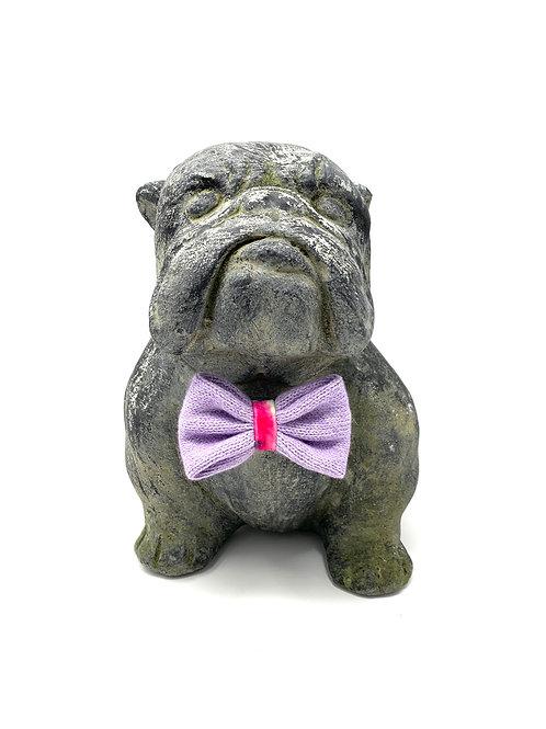 Daryn + Lilac - Dog Bow Tie