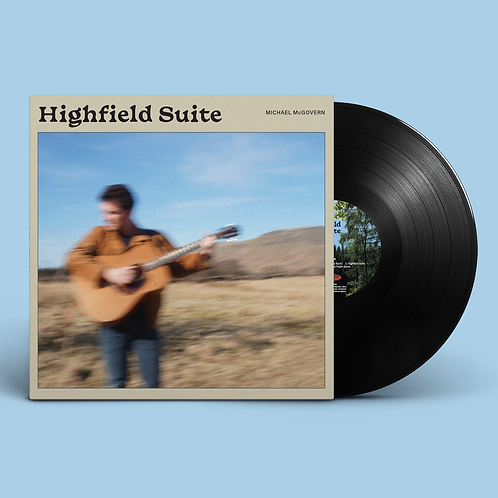 "Highfield Suite Limited Edition 12"" Vinyl (Pre-Order, Delivery Nov. 2021)"