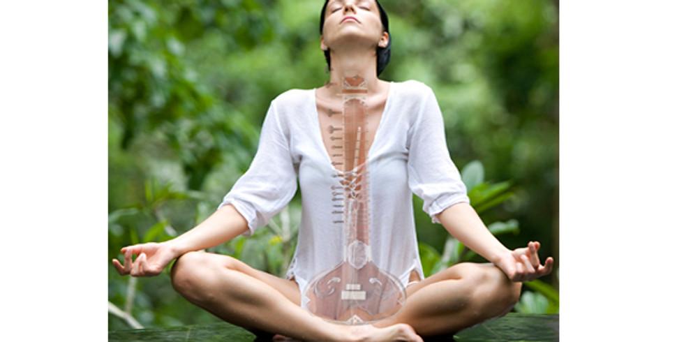 Atelier sur Zoom : Yoga de la Voix et du Son ( Nada Brahma Yoga)
