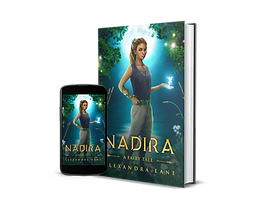 Nadira Book Cover & Phone.png