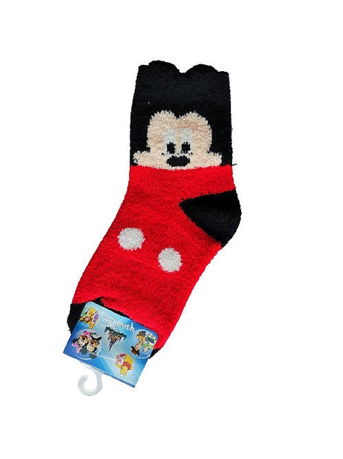 Kids Socks Mickey Mouse 6-8  Years Old 15603