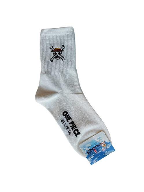 One Piece Logo Socks 15402