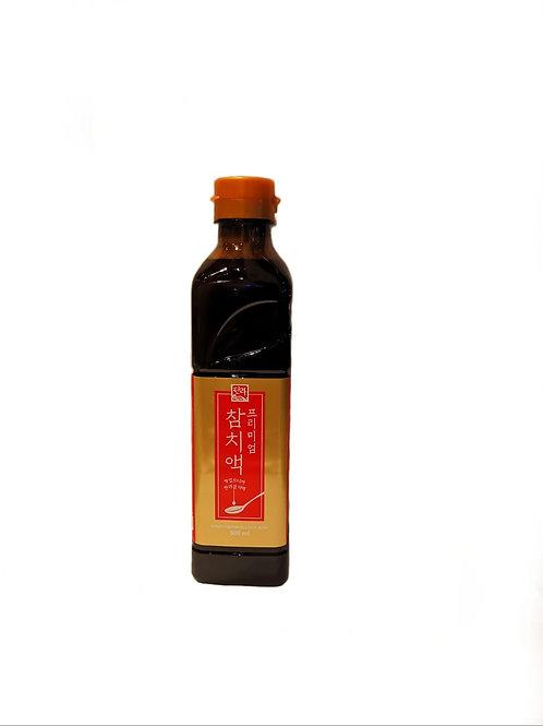 All Purpose Seasoning Sauce No MSG ( Tuna Exract Seasoning 500ml)